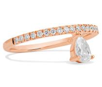 Duchess Ring aus 18 Karat  mit Diamanten