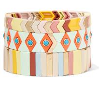 Gelato Set aus Drei Armbändern