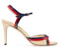 Millie Sandalen aus Lackleder
