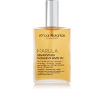 Marula Stretchmark Botanical Body Oil, 100 Ml – Körperöl