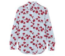 Leema Hemd aus Vorgewaschener Seide