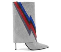 Babette Flash Stiefel aus Leder