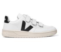 + Net Sustain V-lock Sneakers aus Leder