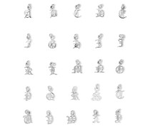 Alphabet Kette aus