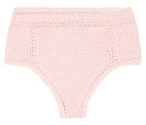 Essential Gehäkeltes Bikini-höschen aus Baumwolle