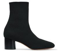 Tasha Sock Boots aus Stretch-strick