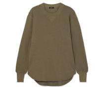 Sweatshirt aus Biobaumwoll-jersey