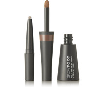 Browfood Aqua Brow Powder + Pencil Duo – Dark Blonde – Augenbrauen-duo