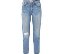 Kiara Hoch Sitzende Jeans