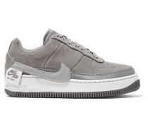 Air Force 1 Jester Sneakers aus Veloursleder