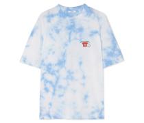 Ginsbourg Verbena Besticktes T-shirt aus Baumwoll-jersey