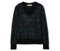 Pullover aus einer Mohairmischung