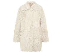 Everly Wendbarer Mantel aus Shearling