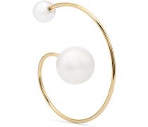 Babylon Ohrring aus 14 Karat  mit Perlen