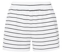 Ashlyn Pyjama-shorts aus Gestreiftem Jersey aus einer Pima-baumwoll-modalmischung