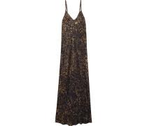 Grenelle Bedrucktes Kleid aus Satin