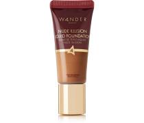 Nude Illusion Liquid Foundation – Golden Medium – Foundation