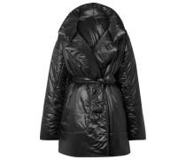 Sleeping Bag Oversized-mantel aus Shell