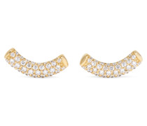 Aria Ohrringe aus 18 Karat  mit Diamanten