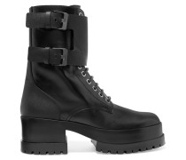 Willy Ankle Boots aus Leder