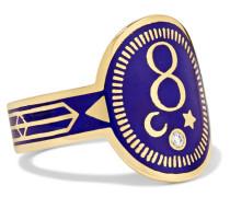 Karma Ring aus 18 Karat