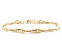 Fluid Armband aus 18 Karat  mit Diamanten