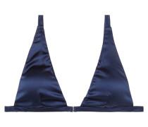 Triangel-bh aus Stretch-seidensatin