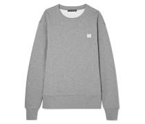 Fairview Face Sweatshirt aus Baumwoll-jersey