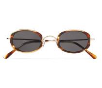 Ravello Silberfarbene Sonnenbrille