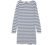 Sailor Gestreiftes Kleid aus Biobaumwoll-jersey