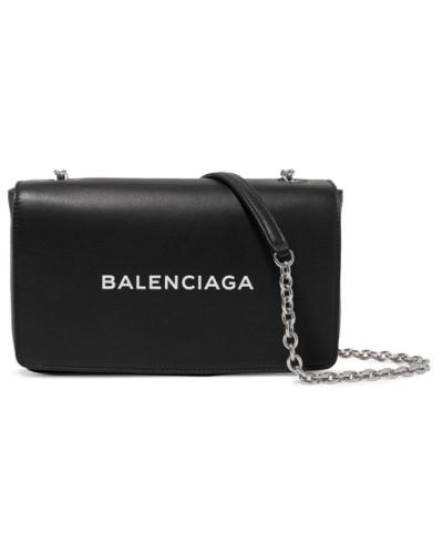 Balenciaga Damen Everyday Bedruckte Schultertasche aus Leder Eastbay Verkauf Online Einkaufen Offizielle Seite Günstig Online Freies Verschiffen-Spielraum Store YkUudr