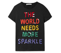 Rylyn T-shirt aus Baumwoll-jersey