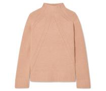 Aleyah Oversized-pullover aus einer Wollmischung