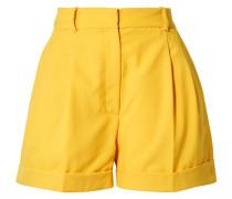 Max Shorts aus Woll-piqué