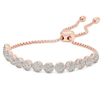 Fiji Armband aus -vermeil mit Diamanten