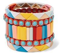 Cinque Terre Set aus Fünf Armbändern