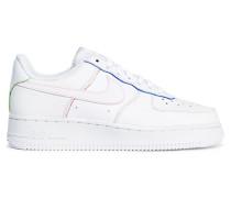 Air Force 1 Sneakers aus Glattem und Strukturiertem Leder