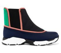 High-top-sneakers aus Neopren im Slip-on-design