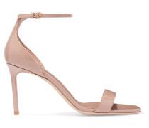 Amber Sandalen aus Lackleder