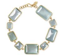 Armband aus 18 Karat  mit Aquamarinen