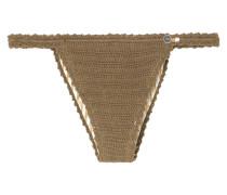 Lalita Bikini-höschen aus Gehäkelter Baumwolle