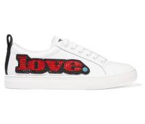 Empire Sneakers aus Leder