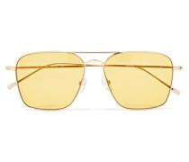 Milos farbene Pilotensonnenbrille