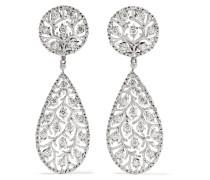 Ramage Ohrringe aus 18 Karat  mit Diamanten