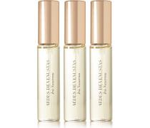Iris Nazarena – Iris & Weihrauch, 3 X 10 Ml – Nachfüllet aus Eaux De Parfum