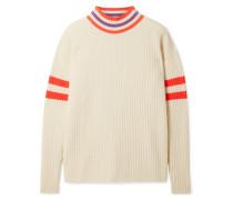 Odyssey Pullover aus Geripptem Kaschmir