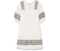 The Lovely Kleid aus Baumwoll-gaze