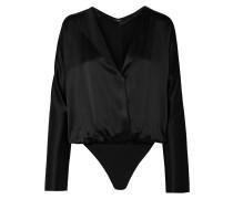 Calder String-body aus Seiden-charmeuse und Stretch-jersey