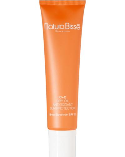 C+c Dry Oil Antioxidant Sun Protection Lsf 30, 100 Ml – Sonnenschutzöl