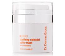 Clarifying Colloidal Sulfur Mask, 50 G – Gesichtsmaske